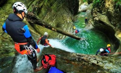 canyoning-matos