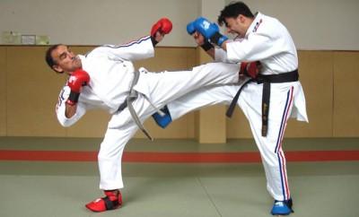 karate-contact
