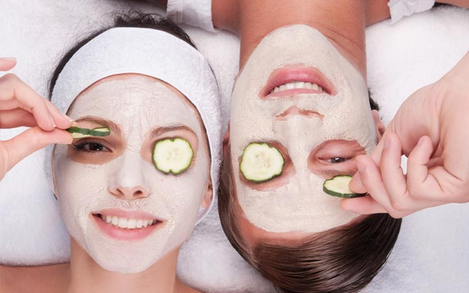 comment cr er soi m me ses masques pour le visage koifaire. Black Bedroom Furniture Sets. Home Design Ideas