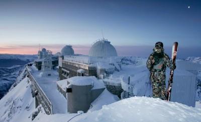 station-ski-pyrenee