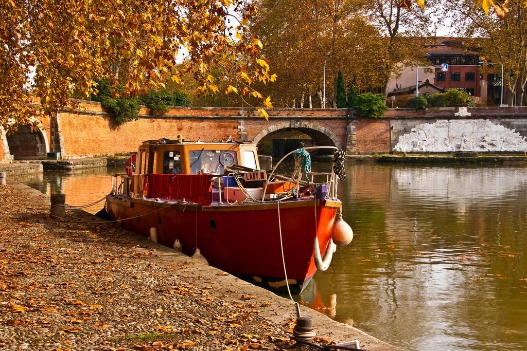 Port de l'embouchure Toulouse