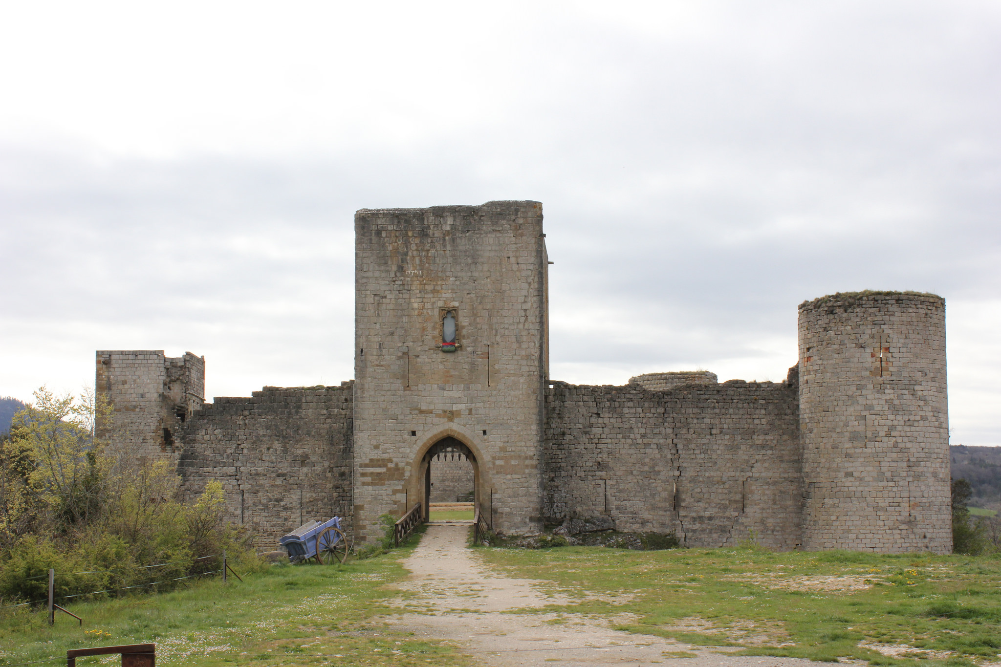 Château Puivert