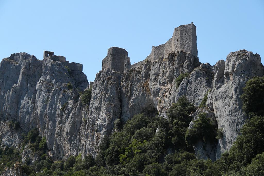 Chateau Quéribus