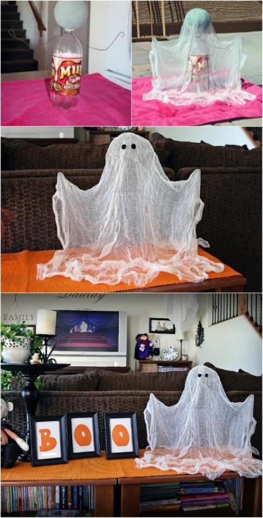 fantome qui tient tout seul