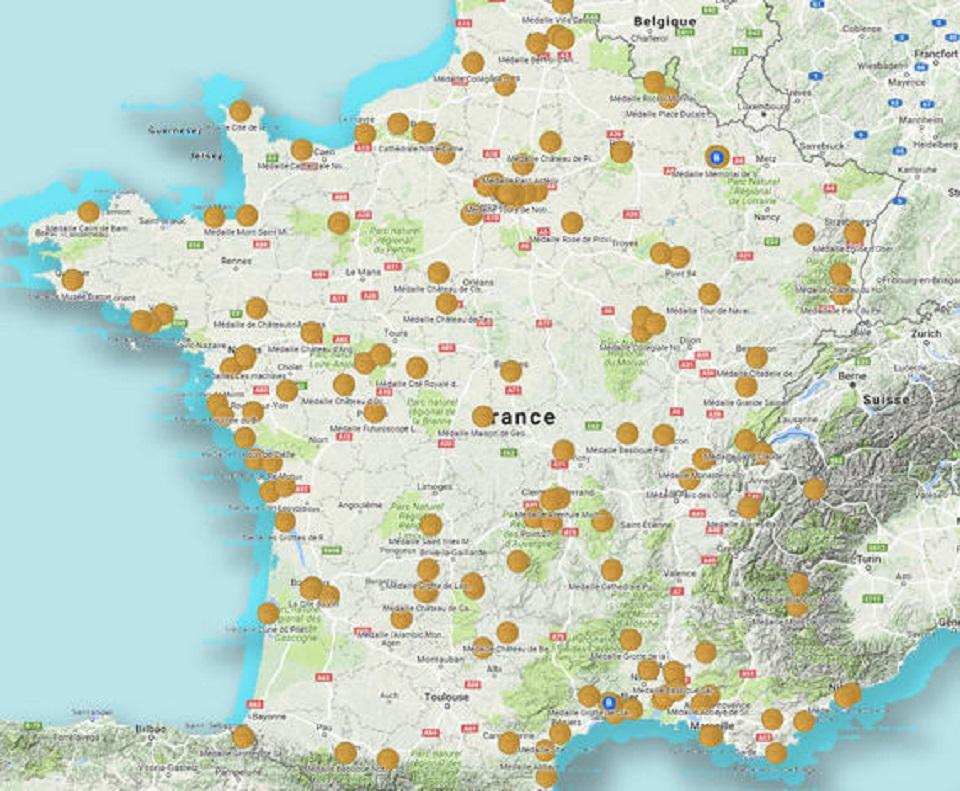 Les monnaies de paris un joli souvenir ramener de for Lieux touristiques paris