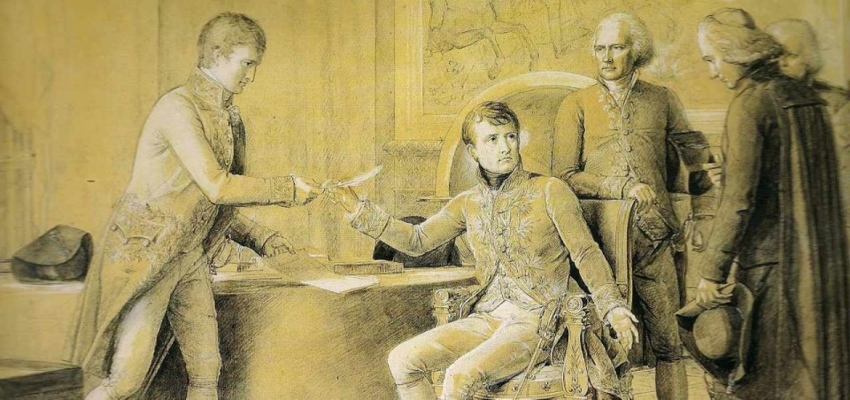 Consulado-Napoleon-Bonaparte
