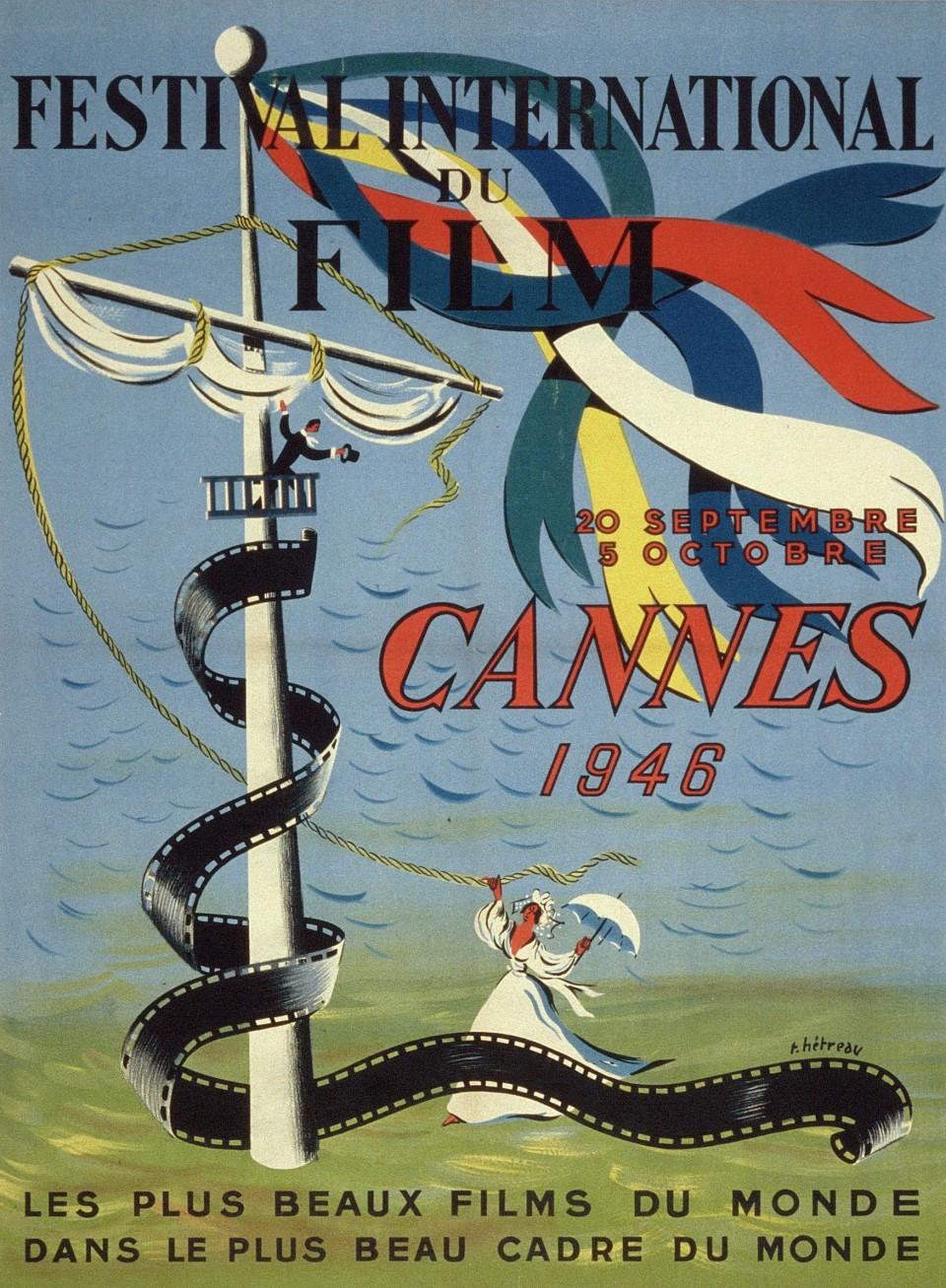 affiche 1946