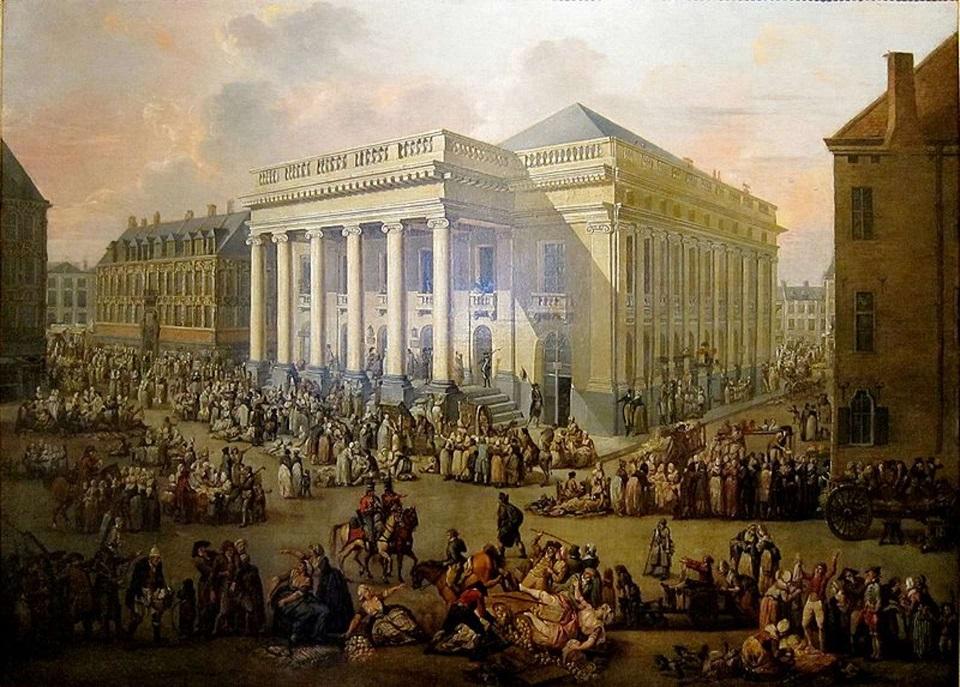 La-braderie-peinte-par-Francois-Watteau