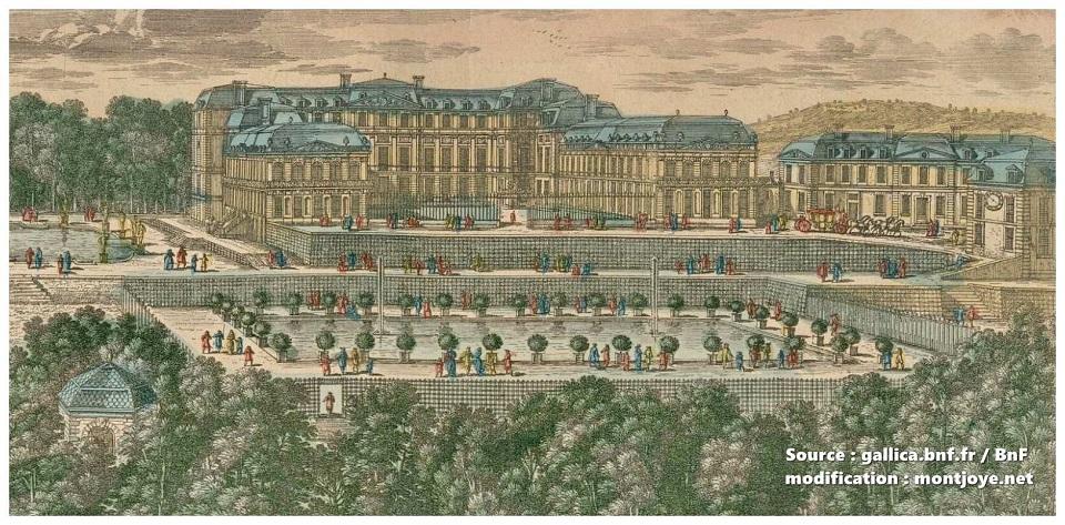 chateau-de-saint-cloud historique