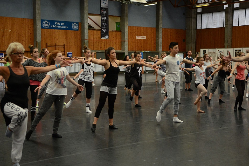 stage danse châteauroux