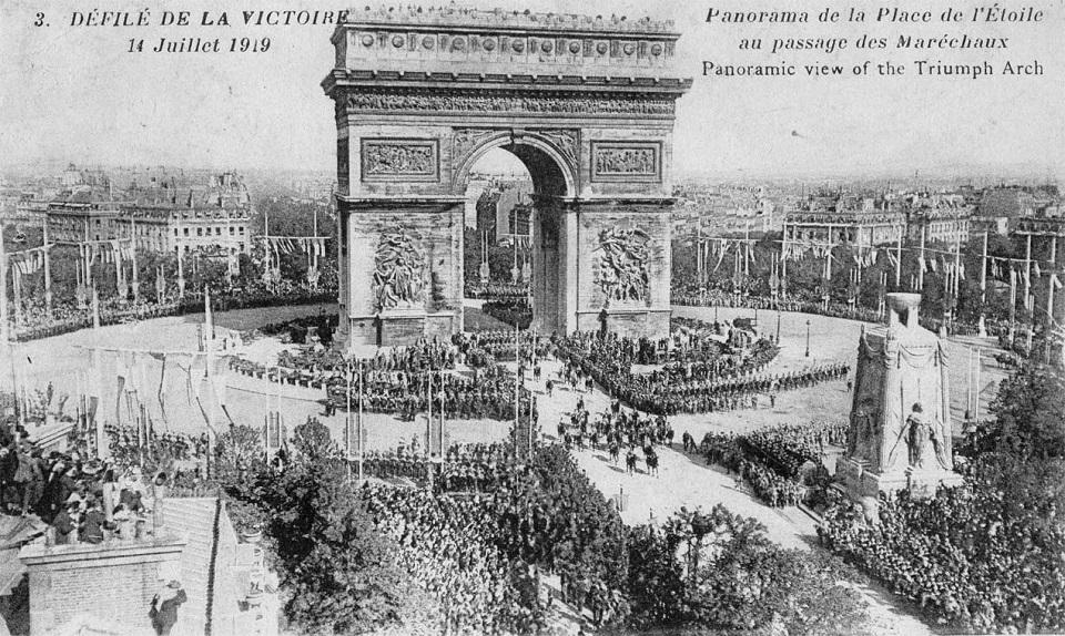 14 juillet 1919