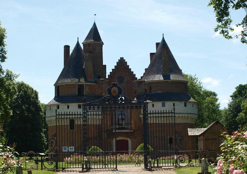 chateau rambures