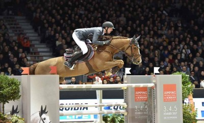 Jumping International de Bordeaux 2016 , 6 fevrier , Prix LONGINES FEI WORLD CUP, csi w EPREUVE n4, kevin staut