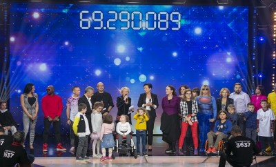 TELETHON 2018 : EMISSION PLATEAU FRANAY SAMEDI