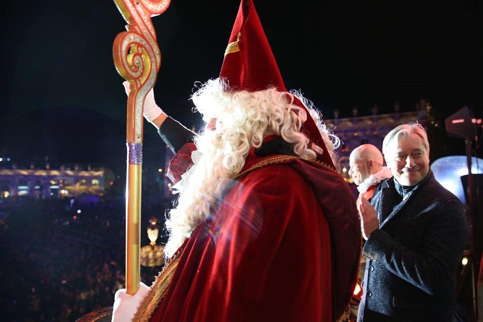 Fêtes de Saint-Nicolas - samedi 1er décembre 2018 - Nancy