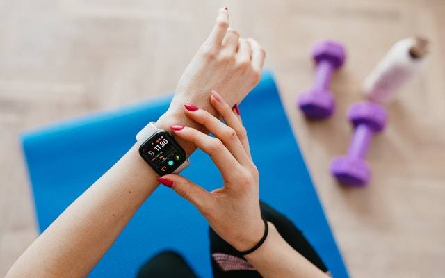 applications mobiles fitness