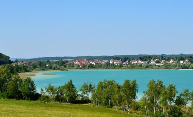 grand lac clairvaux