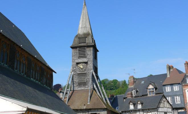 honfleur-eglise sainte catherine