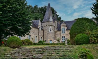 rochefort-en-terre chateau