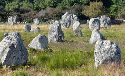 menhirs dolmens bretagne