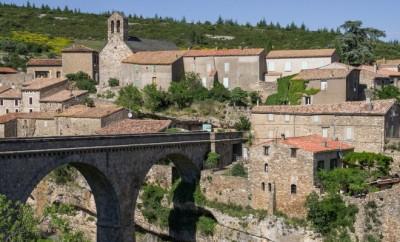 village herault minerve