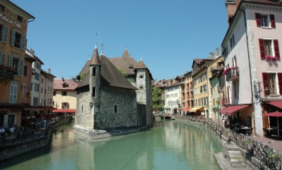 annecy-ville canaux