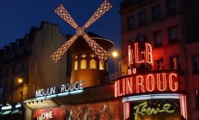 cabaret parisien moulin rouge