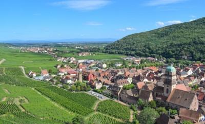 kaysersberg route des vins alsace