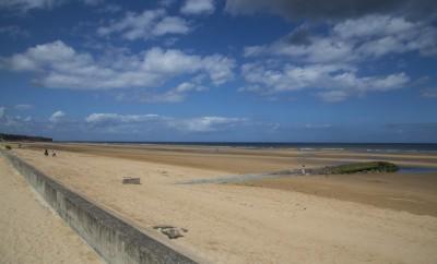 omaha beach plage debarquement normandie