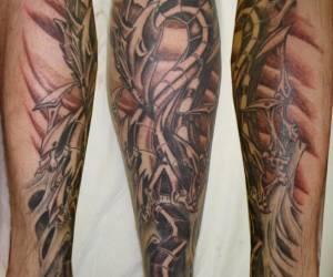 Jul tattoo