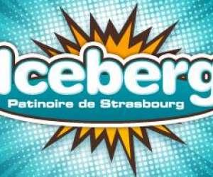 Iceberg - patinoire de strasbourg