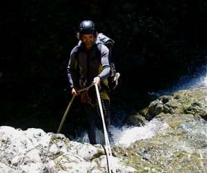 Aventure et canyon, olivier courtois