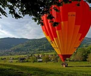 Aerovision vols en montgolfiere en alsace