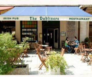 The dubliners pub