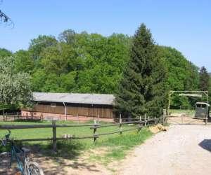 Ranch wolfsmatt