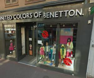 Benetton enfant