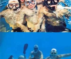 Hockey subaquatique