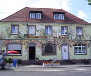 "Restaurant   ""le  cygne"""