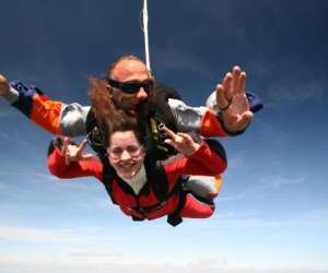 Parachutime en tandem