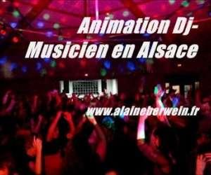 Animation dj-musicien alain eberwein
