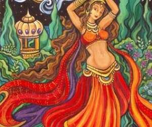 Cours particuliers de danse orientale