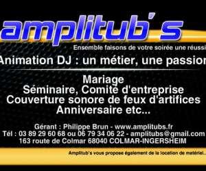 Amplitubs sonorisation