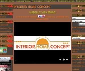 Interior home concept