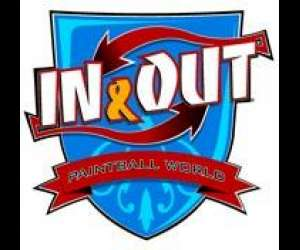 In & out paintball world
