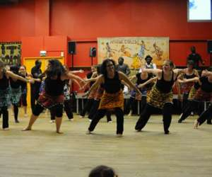 Danse et percussion africaine
