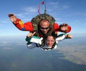 Sky-delivery parachutisme en alsace