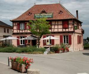 Restaurant ville de strasbourg