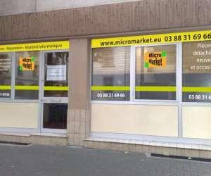 Micromarket - vente et depannage informatique