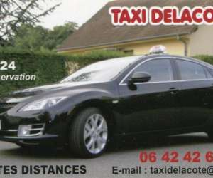Taxi delacote