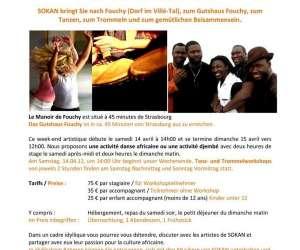 Danse africaine / djembé